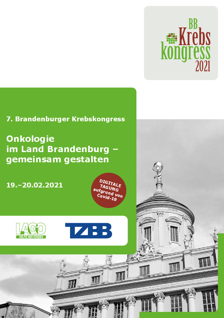 7. Brandenburger Krebskongress