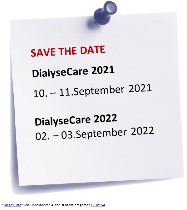 Save-the-Date DialyseCare